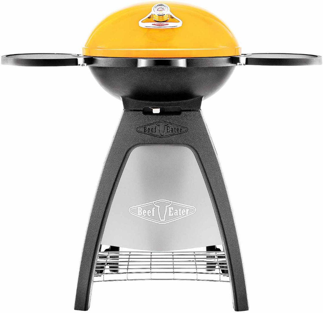 BUGG Serie - AMBER gas BBQ & trolley